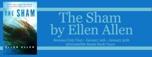 Banner - The Sham by Ellen Allen